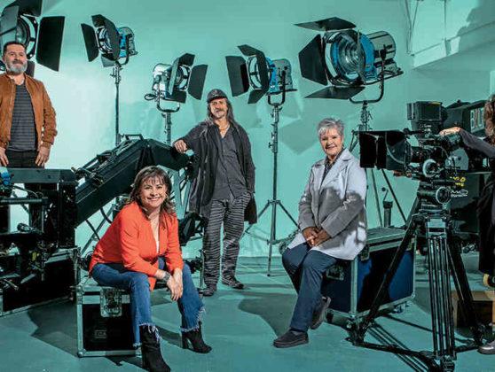 Los colombianos que dominan la industria audiovisual