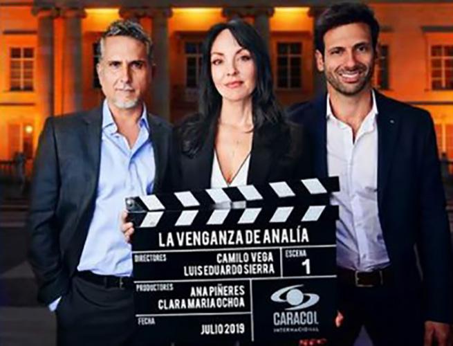 CMO Producciones produce nueva telenovela de acción para Caracol