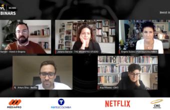 Colombia: La industria audiovisual se reinventa